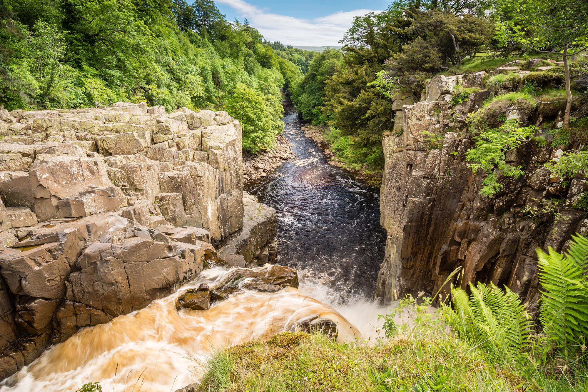 High Force Falls